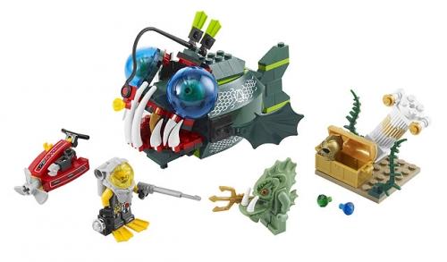 lego atlantis zeeduivelaanval lego 7978 brickshop