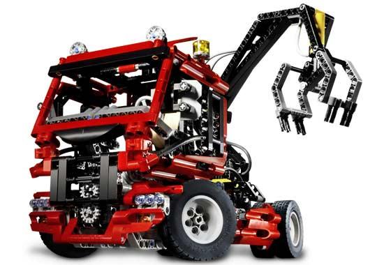 Wonderbaarlijk LEGO Truck (LEGO 8436) | LEGO Technic | LEGO | BRICKshop Holland IL-88