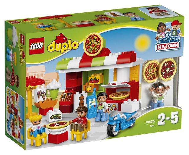 DUPLO 10834 Pizzeria
