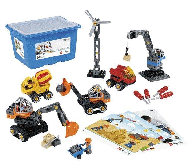DUPLO 45002 Technische Voertuigen