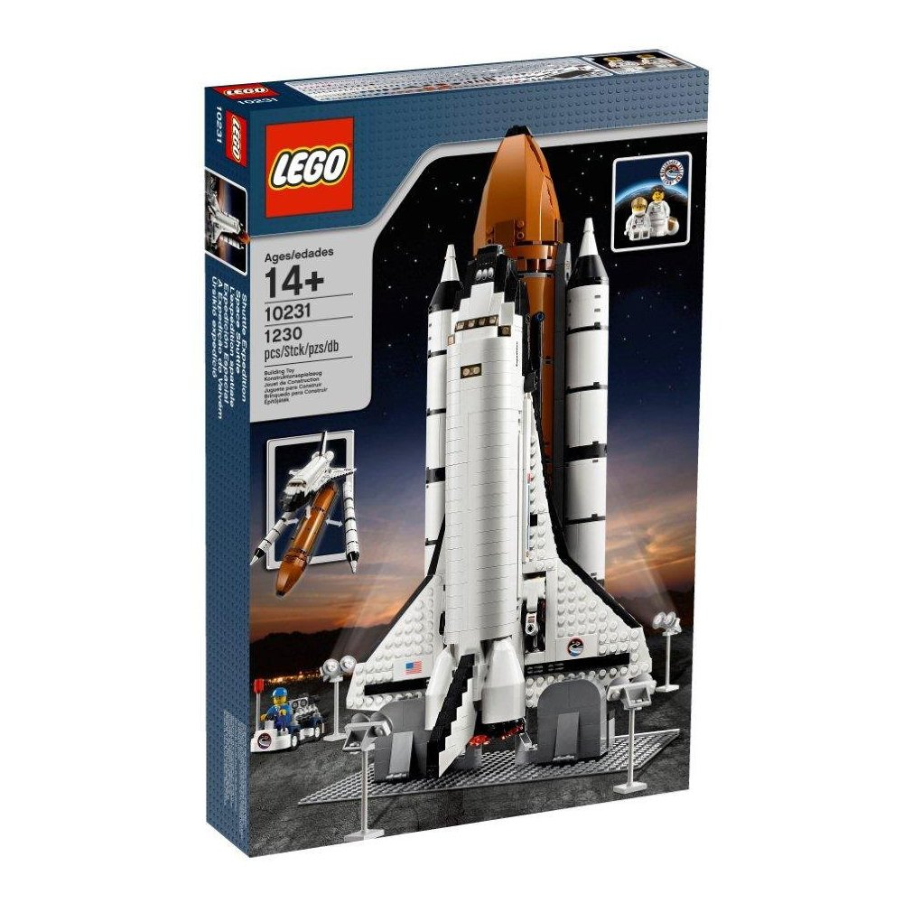 space shuttle lego 10213 - photo #25