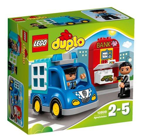 DUPLO 10809 Politiepatrouille