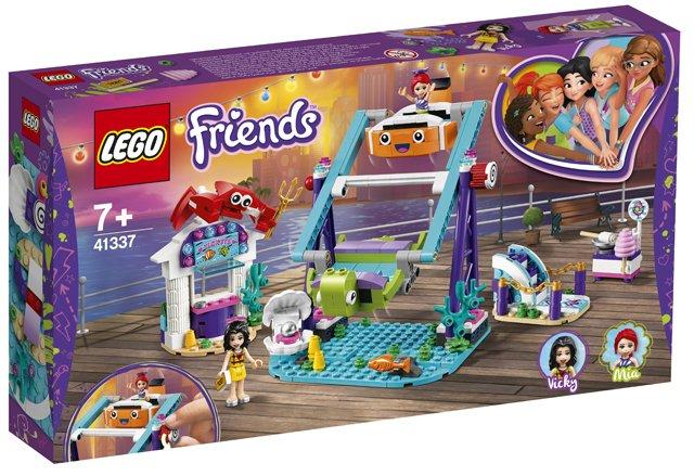 LEGO 41337 Onderwaterattractie