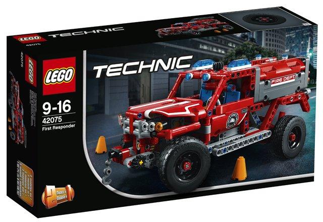 42075 Lego Technic Eerste Hulp