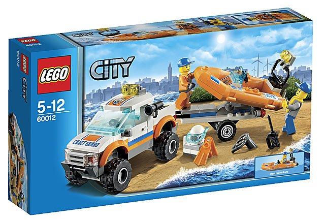 Lego city auto met duikersboot lego 60012 for Brick city motors reviews