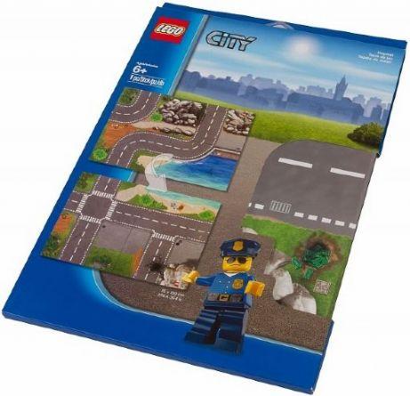 lego city speelmat lego city lego brickshop holland b v lego en duplo specialist. Black Bedroom Furniture Sets. Home Design Ideas