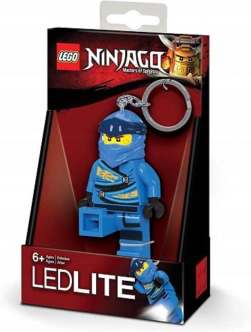 LEGO LED Sleutelhanger Ninjago Jay (Boxed)