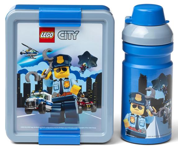 LEGO Lunch Set City Politie