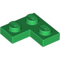 Lego plaat 2x2 hoek groen 100 stuks platen lego onderdelen brickshop holland b v lego - Plaat hoek bakken ...