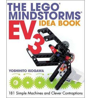 The Lego Mindstorms Ev3 Idea Book 9781593276003 Lego Mindstorms