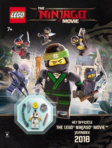 Alle Kleurplaten Van Lego Ninjago.The Lego Ninjago Movie Jaarboek 2018 8710823003684 Lego Ninjago