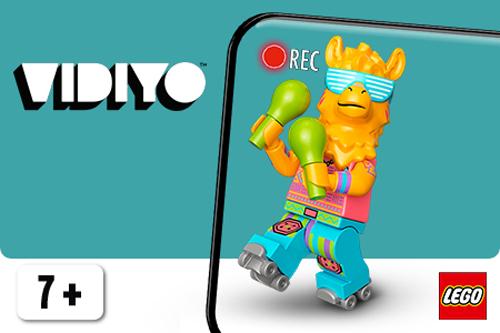 LEGO VIDIYO theme
