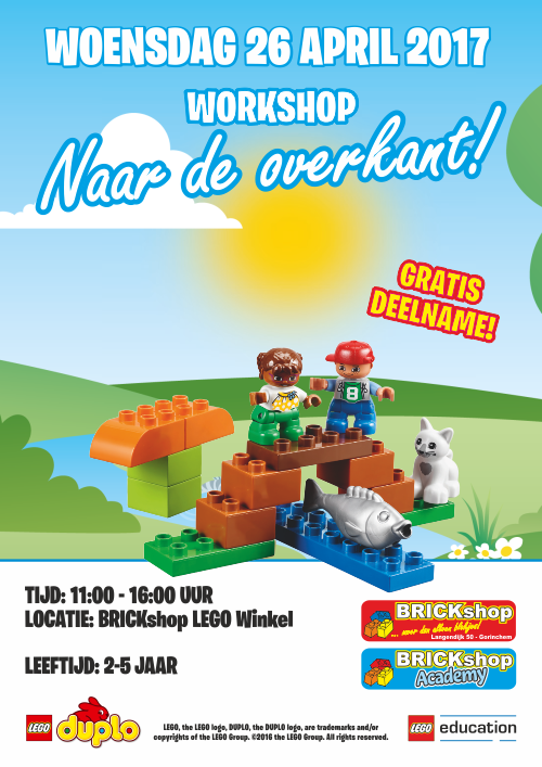 BRICKshop Workshop Aankondiging 2000445 26APRIL