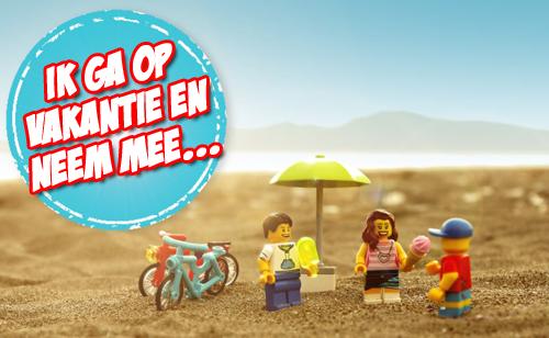 LEGO Vakantie