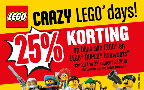 Crazy LEGO Days