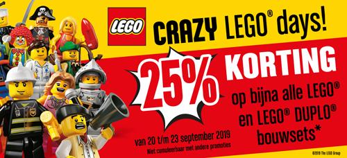 LEGO Crazy Days