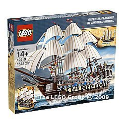 LEGO 10210 Imperial Flag Ship