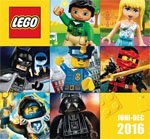 LEGO Catalogus 2016 juni-december