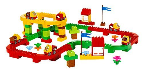 DUPLO 9077 Brick Runner Set
