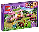 LEGO Friends 3184 Camper