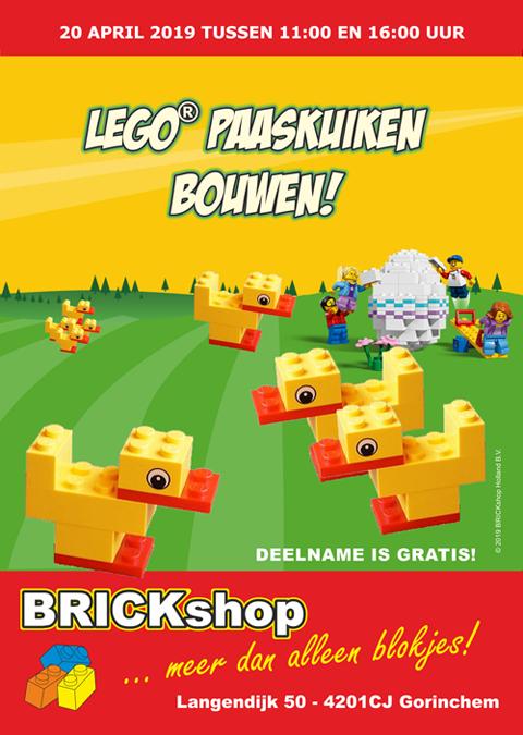 A5 Winkel 20190420 Paaskuiken Bouwen 480PX