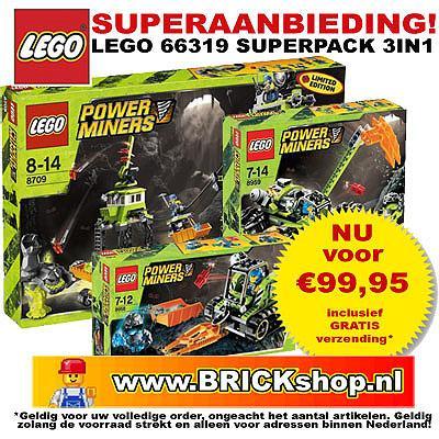 LEGO Superaanbieding 66319