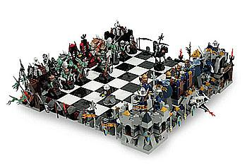 LEGO Castle Fantasie Schaakspel 2