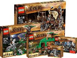 LEGO The Hobbit Collection 2013