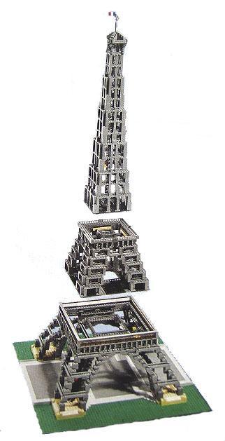 LEGO 10181 Eiffeltoren