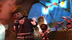 Ultimate LEGO game: Rock Band