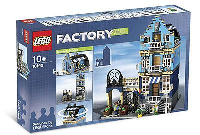 LEGO 10190 Market Place