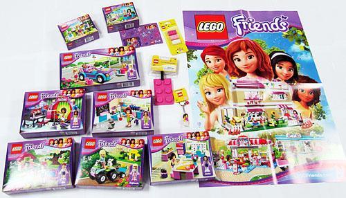 LEGO Friends Super Pakket