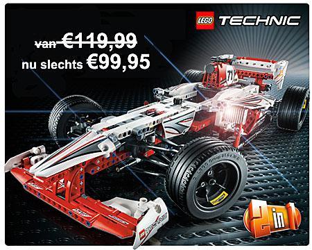 LEGO 42000 Grand Prix Racer