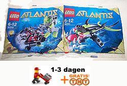 LEGO Atlantis Aanbieding