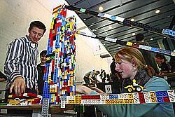 Bruggen bouwen met LEGO